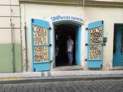 Simpaticka Kavárna