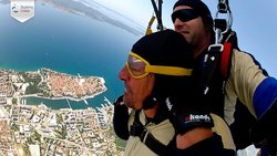 Skydiving Zadar
