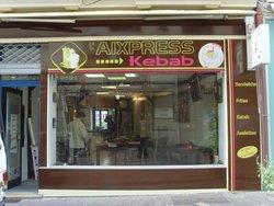 Aixpress Kebab