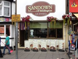 Sandown Restaurant & Cafe'