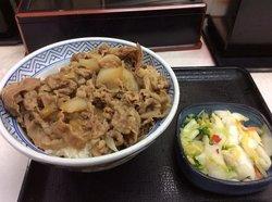 Yoshinoya Meieki Sun Road