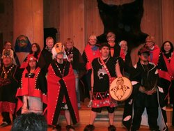 Tribal Dance & Cultural Legends at Icy Strait Point