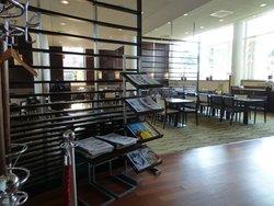 Holiday Inn Open Lobby