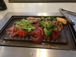 Seoul Garden BBQ Buffet