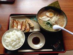 Nintama Ramen Hitachi Juo