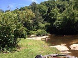 At the Ridge Campin' and Fishin'