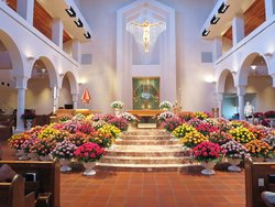 Basilica of the National Shrine of Mary, Queen of the Universe