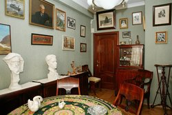 A. Goldenveizer's Apartment Museum