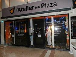 L'atelier de la Pizza