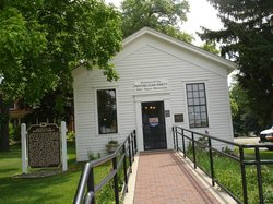 The Little White School House, Birthplace of the Republican Party