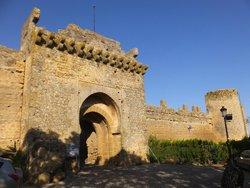 Alcazar de Arriba (Upper Fortress)