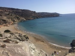 Itanos Beach