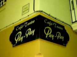 Cafe Teatro Pay Pay