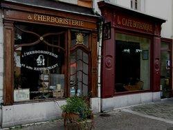 Le Cafe Botanique