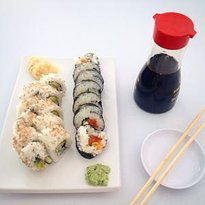 Nhinja Sushi and Wok Tulsa