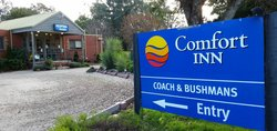 Comfort Inn Coach & Bushmans