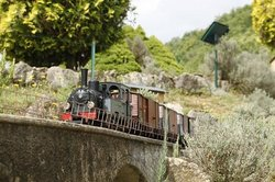 Ardeche Miniatures - Garden of Ardechois Trains