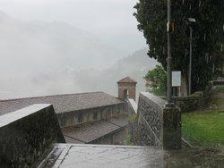Barga is beautiful even in the rain