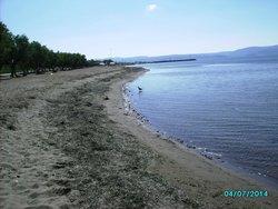 Skala Kallonis Beach