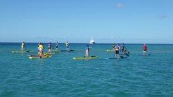 St. Kitts SUP Safari