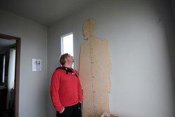 Hvoll Folk Museum of Dalvik Iceland