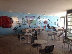 Cafeteria Fundacio Pilar i Joan Miro