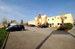 Hotel balladins Calais Car Ferry