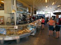 Ravnkloa Fish Market