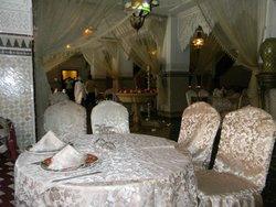 Restaurant du Grand Hotel Tazi