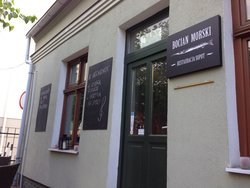 Bocian Morski Restaurant