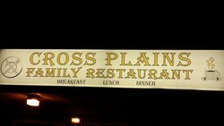Cross Plains Family Restaurant