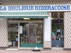 Brulerie Riberacoise (salon de the)