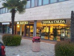 gastronomia tavola calda DAVIO