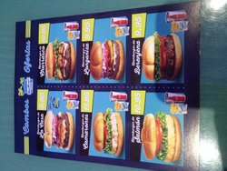 blue Burger Bar