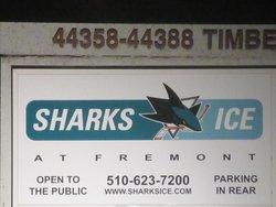 Sharks Ice Fremont