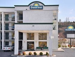 賽維爾維爾州際斯莫基山柯達戴斯飯店