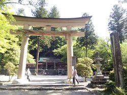 ‪Niukawakami Shrine Shimosha‬