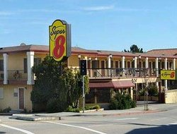 Super 8 by Wyndham Santa Cruz/Beach Boardwalk East