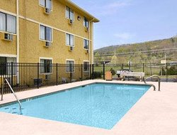 Super 8 Chattanooga Lookout Mountain TN