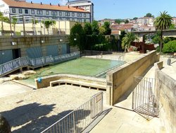 Piscina Termal De As Burgas