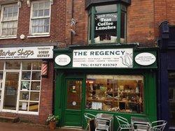 Regency Tea Rooms