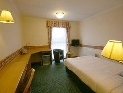 Days Inn Leicester Forest East M1