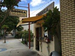Bodega Comida Cantina Cafe