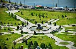 Millennium Park of Kazan