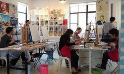 Sip'n Paint Painting Studio