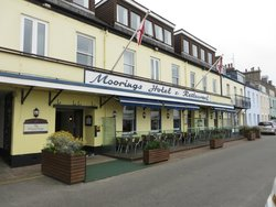 The Moorings Hotel and Restaurant