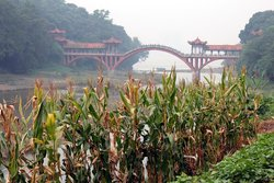 Leshan Bridge