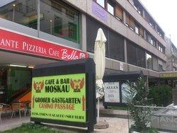 Cafe & Bar Moskau