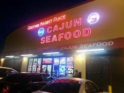 Cajun Seafood