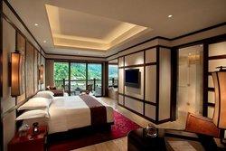 北碚悅榕莊酒店